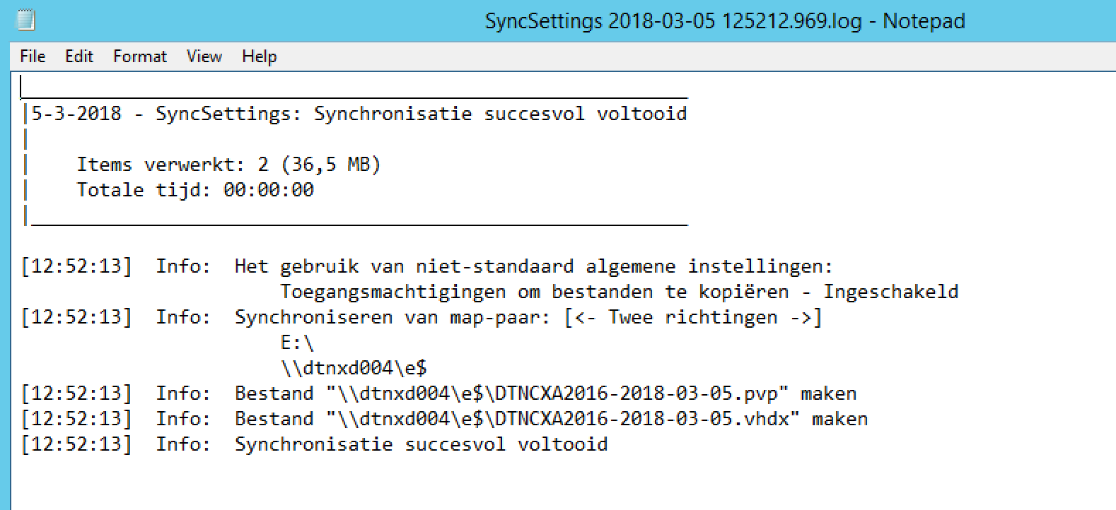 Solutions to replicate/sync your Citrix Provisioning