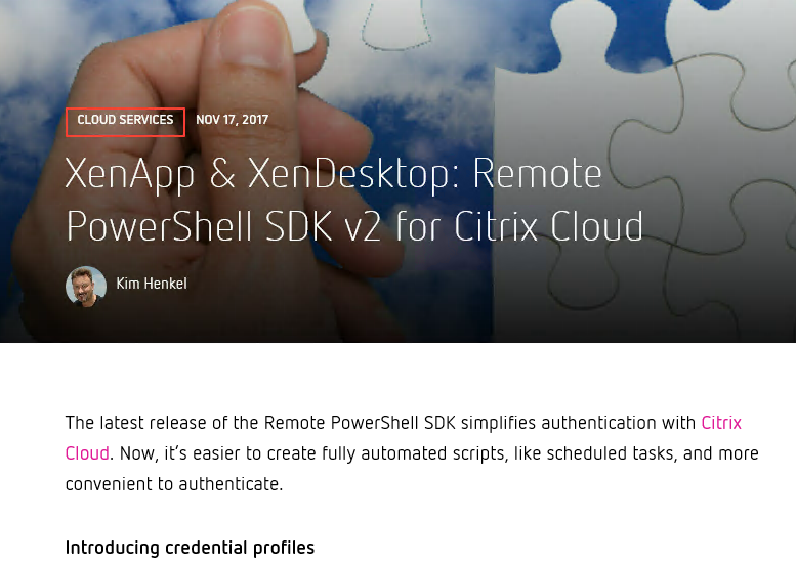 HOW TO: Publish an app from Ivanti Workspace Control to Citrix Cloud