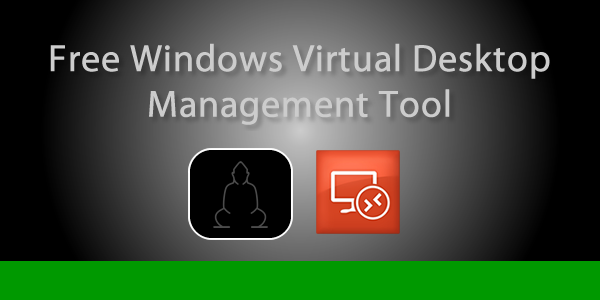 Free Windows Virtual Desktop (WVD) Management Tool
