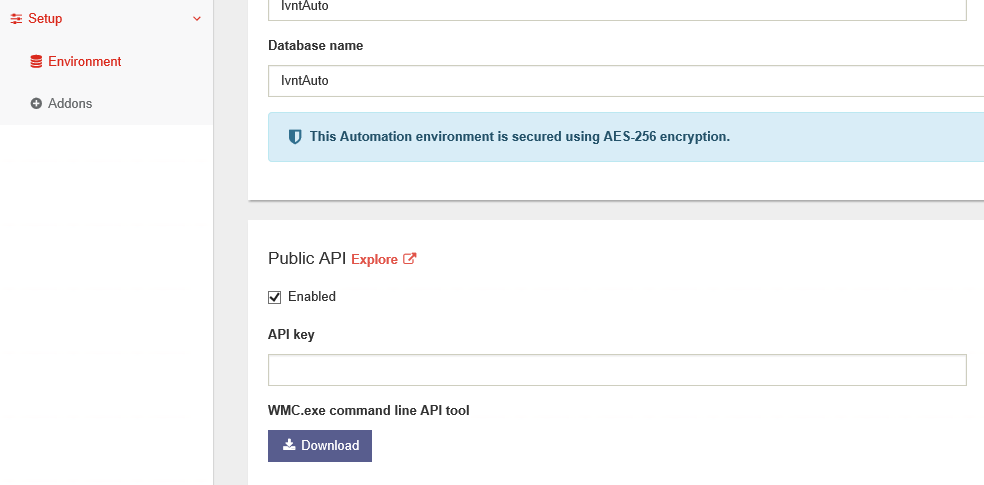 Scripting Ivanti Automation using the API and PowerShell - Workspace