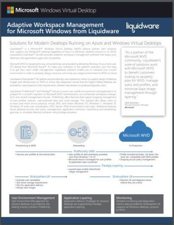 joint solution brief msft lw